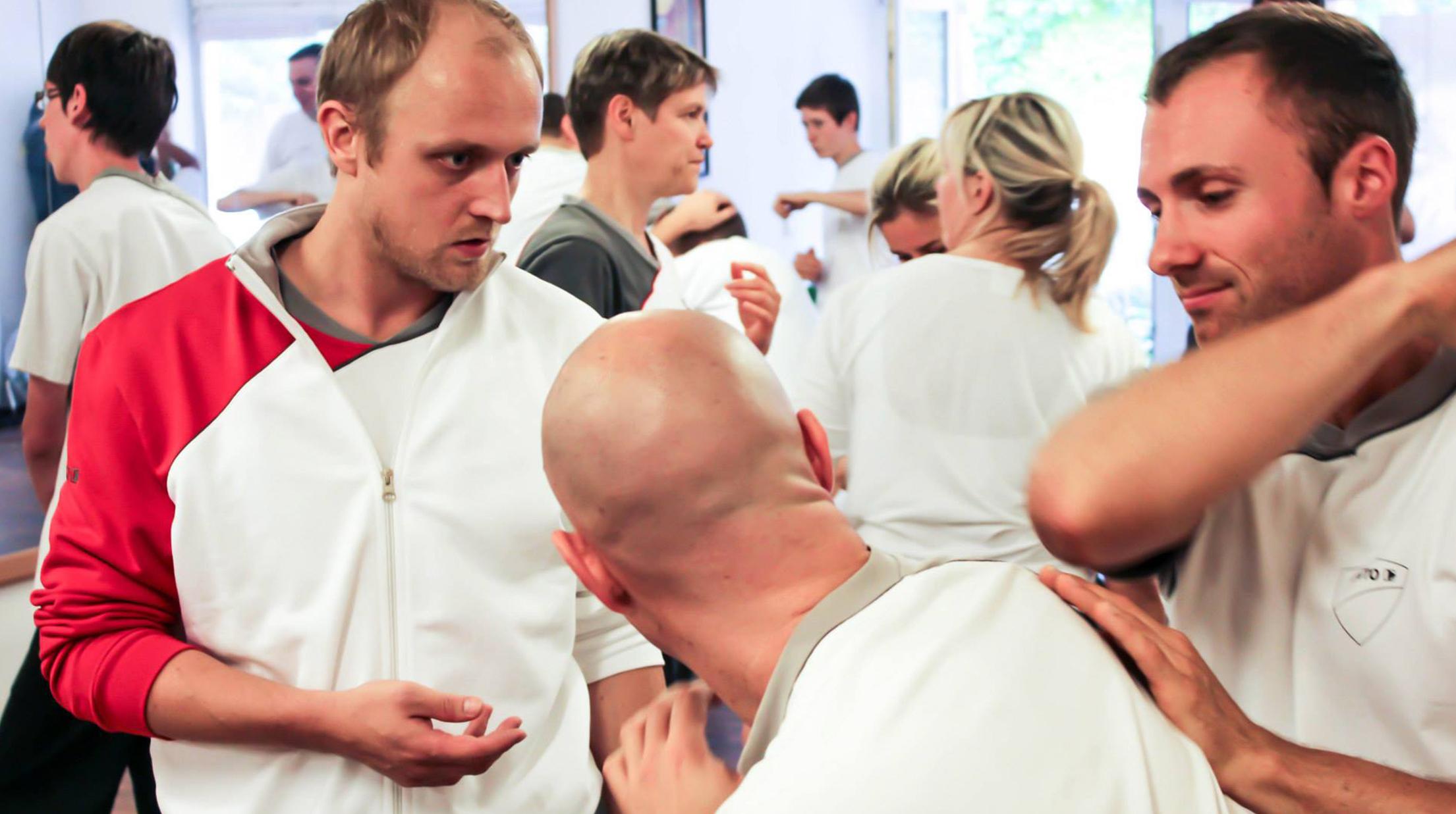 WingTsun und Selbstverteidigung in Rastatt
