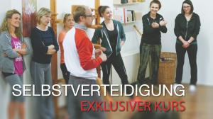 Selbstverteidigung-Frauen-exklusiver-Kurs in Rastatt