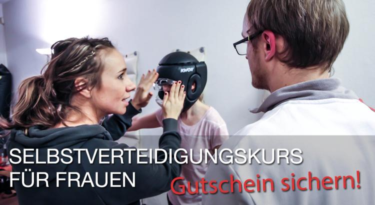 Frauen Gutschein Selbstverteidigungskurs für Frauen in Rastatt